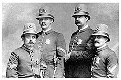 Police Officers 1890