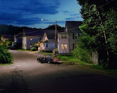 David Lynch, Gregory Crewdson Photography, Lost River, Night Photos, Documentary Photography, Urban Landscape, Night Photography, Light And Shadow, The Neighbourhood