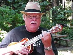 Swing Low Sweet Chariot for the Ukulele - Lesson by Ukulele Mike Lynch