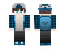 minecraft boy cool skins - Buscar con Google