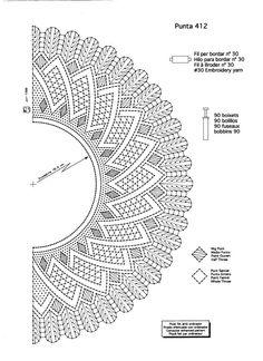 Risultati immagini per crochet crinoline lady pattern free Crochet Collar, Lace Collar, Bobbin Lace Patterns, Embroidery Patterns, Bobbin Lacemaking, Lace Heart, Parchment Craft, Lace Jewelry, Diy Headband
