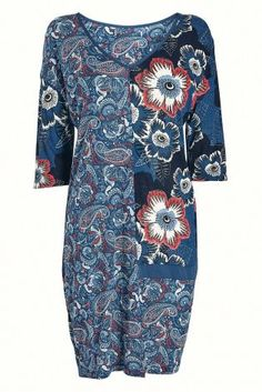 Buy Floral Splice Tunic from the Next UK online shop