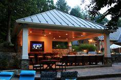 Outdoor Kitchens | Berriz Design Build Group