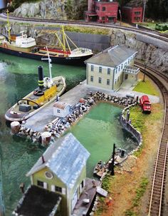 N Scale Layout Coming Soon - Model Trains Homepage N Scale Model Trains, Model Train Layouts, Scale Models, Train Ho, Train Miniature, Miniature Houses, N Scale Layouts, Escala Ho, Garden Railroad