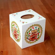 Vreckovkár Sovička Decorative Boxes, Container, Home Decor, Homemade Home Decor, Decoration Home, Decorative Storage Boxes, Canisters, Interior Decorating