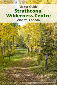 The Strathcona Wilderness Centre is a year-round destination for outdoor adventures near Sherwood Park. Here are some things to do and tips for visiting. Vancouver, Alberta Canada, Alberta Travel, Sherwood Park, West Coast Trail, Canadian Travel, Visit Canada, Colorado Hiking, Travel Guides