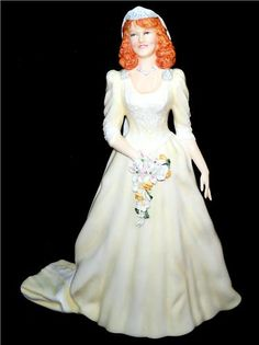Duchess of York Royal Doulton figurine