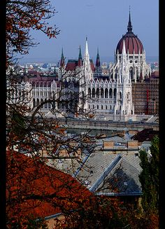 budapest 布达佩斯