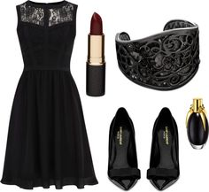 """""""That date you thought you'd never go on."""" by dasbad on Polyvore"""