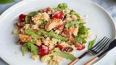 Pripravte si delikátny kuskus so zeleninou a kuracím mäsom. Marcel