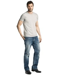 Chill - The Regular Loose fit: regular leg, loose fit, extra comfort! #Salsa