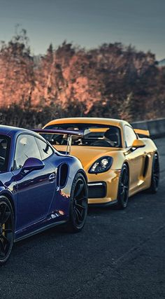GT3RS & Litle Brother