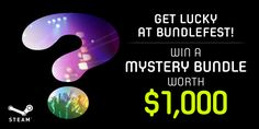 Win a $1,000 Mystery Steam Bundle - 2nd Entry {WW} 9/19 #Giveaway https://wn.nr/7ydAQC