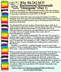 Why we do NOT recommend Homemade Detergent to be used on cloth diapers part 1! By Fluff Love & CD Science visit us at https://www.facebook.com/groups/FluffLoveCDScience/