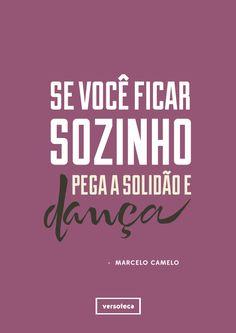 Marcelo Camelo - Três Dias http://www.youtube.com/watch?v=TFom-ozMsT0  + versotecano facebook
