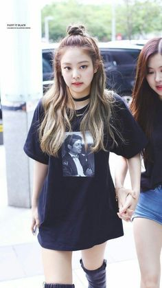Blackpink Fashion, Korean Fashion, Fashion Outfits, Kim Jennie, Cute Girl Pic, Cute Girls, Black Pink Kpop, Kpop Hair, Best Photo Poses