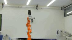 Researchers Teach A Robot To Catch Flying Objects Like Yogi Berra