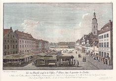 Neuer Markt, 1785, Johann Georg Rosenberg