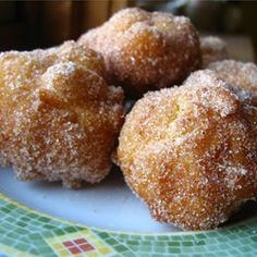 Mom's Apple Fritters - Allrecipes.com