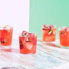 Spiked Rose Lemonade