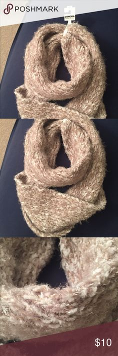 🎗New: Sonoma Infinity Scarf New with tags gift from Kohls and currently $12.95 on the website. Smoke/pet free as always. Accepting reasonable offers on all items in my closer. Bundle and save! Sonoma Other