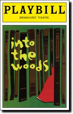 Into the Woods: 2002 Revival, Broadhurst Theatre