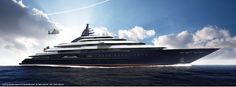 REDWOOD is a 139m giga yacht project, designed by Italian studio Nuvolari Lenard, currently under construction at Lürssen. The yacht will have two helipads.