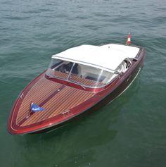 Boesch Boats | Boesch 750 Portofino De Luxe