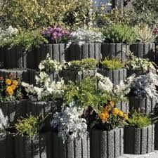 Afbeeldingsresultaat voor stapelbare bloembakken