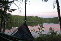 En natt i hengekøye Outdoor Gear, Tent, Store, Tents