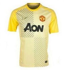 camisetas manchester united 2013-2014 segunda portero http://www.camisetascopadomundo2014.com/