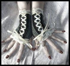 Doctor's Daughter Steam Cuffs