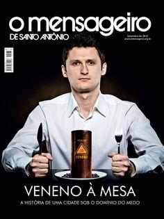 Revista O Mensageiro de Santo Antônio Setembro de 2013.