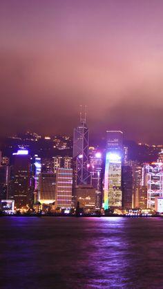 Victoria Harbour - Hong Kong #travel