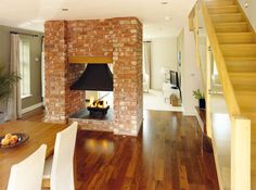 Open Plan Living   Homebuilding & Renovating