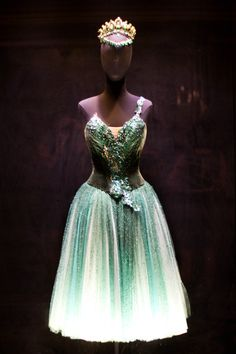 I could stare at ballet costumes forever.  BEAUTIFUL