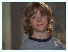 Nicholas Brino (September 21, 1998) American actor, o.a. known from the series of 7th Heaven.