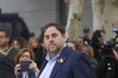 Spain's Supreme Court denied former Catalan Vice President Oriol Junqueras' request to be released from prison on bail.