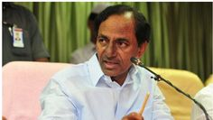 CM KCR reviews irrigation project works