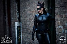 #Cosplay: #Catwoman - The Dark Knight Rises (Anne Hathaway)