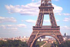 Eiffel Tower<3 On my bucket list