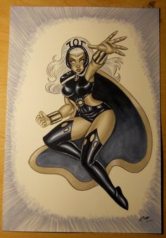 Storm Commission by em-scribbles on DeviantArt