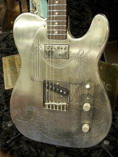 2009 NAMM Show - James Tussart Guitar