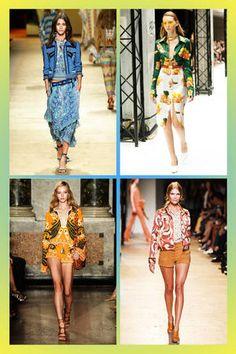 【1】 The '70s 70年代ファッション