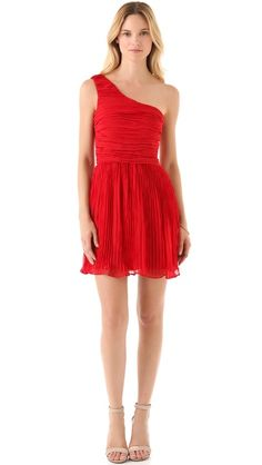 BB Dakota Lewiston One Shoulder Dress