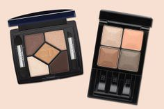 Eyeshadow- the more the better.. 708 Amber Design  Dior about 55 Euro et Le prisme yeux Quatuor No 76 Siena Silhouette Givenchy 45