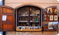 Old book store