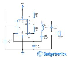 metal-detector-circuit-diagram