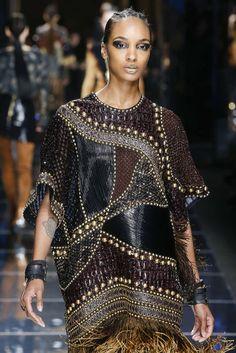 Balmain, Autunno/Inverno 2017, Parigi, Womenswear