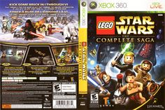 Lego Star Wars - The Complete Saga (Xbox 360)